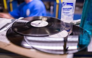A new vinyl pressing plant in Middlesbrough is aiming to create 30 new jobs