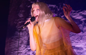 Listen to Aurora's powerful new love song 'Exist For Love'