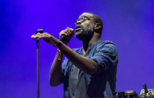 TV On The Radio's Tunde Adebimpe shares powerful new protest song, 'People'