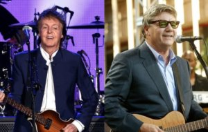 Listen to previously unreleased version of Paul McCartney and Steve Miller's 'Broomstick'