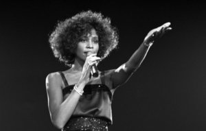 Sony signs on for Whitney Houston biopic 'I Wanna Dance With Somebody'