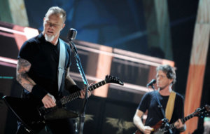 """Metallica """"wouldn't change a thing"""" about divisive Lou Reed collaboration 'Lulu'"""