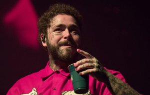 Watch Post Malone have heavy metal jam with YouTuber Jared Dines