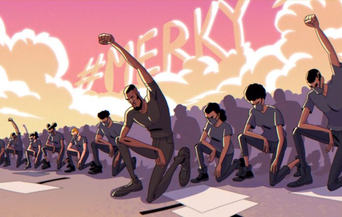 Watch Stormzy's powerful new video for 'Superheroes'