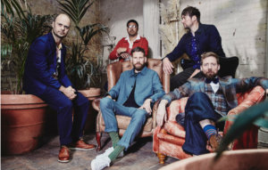 Kaiser Chiefs open up on '00s indie nostalgia, staying alive and moving on