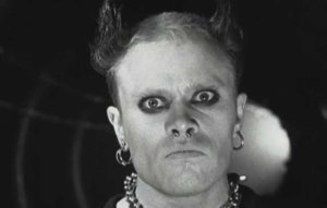 From the archive: March 1996, NME meets Keith Flint on the 'Firestarter' set –and witnesses the birth of an icon