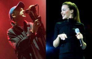 Listen to DMA's cover Kylie Minogue's '90s classic 'Did It Again'