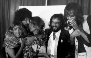 Fleetwood Mac's 'Rumours' re-enters the top 10 of the Billboard 200 after 42-year absence