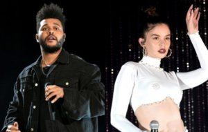Listen to The Weeknd and Sabrina Claudio's festive new track 'Christmas Blues'