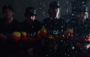 The Strokes take on robots at baseball in Roman Coppola-directed video for 'The Adults Are Talking'
