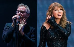 """The National on working with Taylor Swift on 'Evermore': """"It's been the experience of a lifetime"""""""