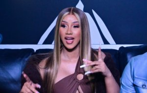 Cardi B gives her approval to Johns Hopkins students' mask-advocating 'WAP' parody