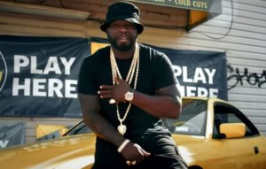 Watch 50 Cent's video for 'Part Of The Game' featuring NLE Choppa and Rileyy Lanez