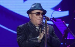 Van Morrison planning legal challenge to Northern Ireland's pandemic ban on live music