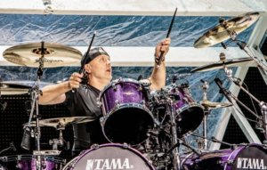 """Lars Ulrich says Metallica are only making """"glacial"""" progress with their new album"""
