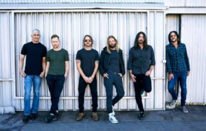 Win Foo Fighters' favourite records on vinyl