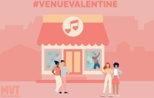 Ever fallen in love at a venue? Share your #VenueValentines this weekend