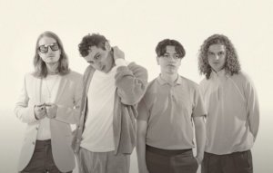 Sea Girls share spirited cover of Mark Ronson and Miley Cyrus' 'Nothing Breaks Like A Heart'