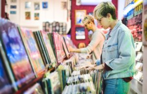 UK vinyl spending set to overtake CDs for first time since 1980s
