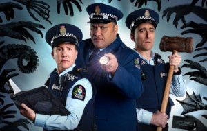 Like 'What We Do In The Shadows'? You'll love supernatural spinoff 'Wellington Paranormal'