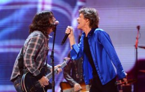 Mick Jagger and Dave Grohl's coronabanger 'Eazy Sleazy' is lockdown in a song