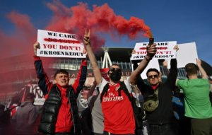If Spotify's CEO buys Arsenal, it might make for a very different game