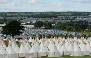 Glastonbury's opening up its campsite. What if other festivals followed suit?