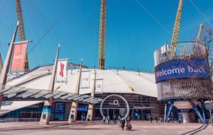 London's O2 Arena details new coronavirus safety measures ahead of BRITs pilot event