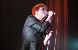 """Gerard Way says reunion show was """"most fun"""" he ever had playing with My Chemical Romance"""