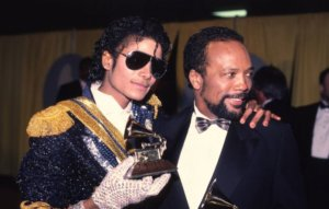 Quincy Jones recalls meeting Michael Jackson for the first time