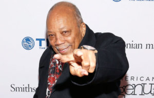 In praise of Quincy Jones' wild, no-holds-barred interview style