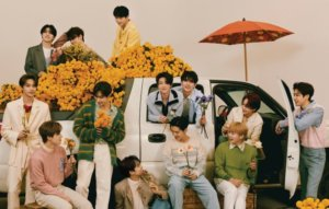 """SEVENTEEN talk 'Your Choice': """"This album shows how we've grown and deepened our emotionality"""""""