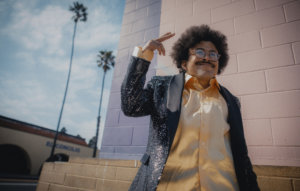 Cola Boyy: California disco dude wants you to fight for your rights (and party)