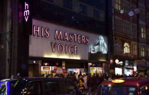 HMV at 100: why the beleaguered record store is more vital than you think
