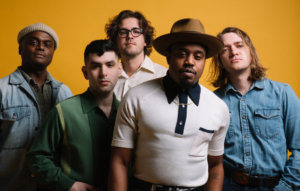 """Durand Jones & The Indications: """"Not since the '70s has there been such an appetite for soul music"""""""