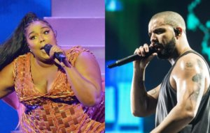 """Lizzo talks Drake lyric in 'Rumors': """"We have a small relationship"""""""