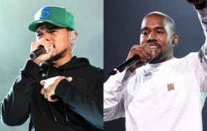 Chance The Rapper compares Kanye West to Michelangelo