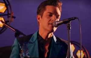 Watch The Killers perform 'Dying Breed' on top of Rockefeller Plaza on 'Fallon'