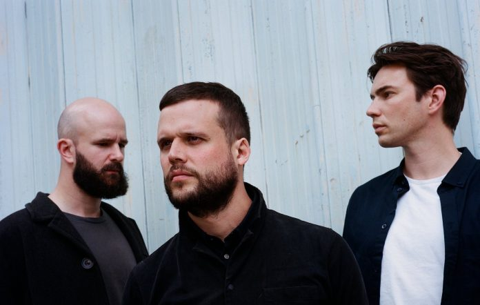 White Lies announce new album and share title track 'As I Try Not To Fall Apart'