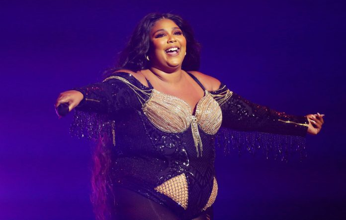 """Watch Lizzo give a TED Talk on twerking: """"I discovered my ass is my greatest asset"""""""