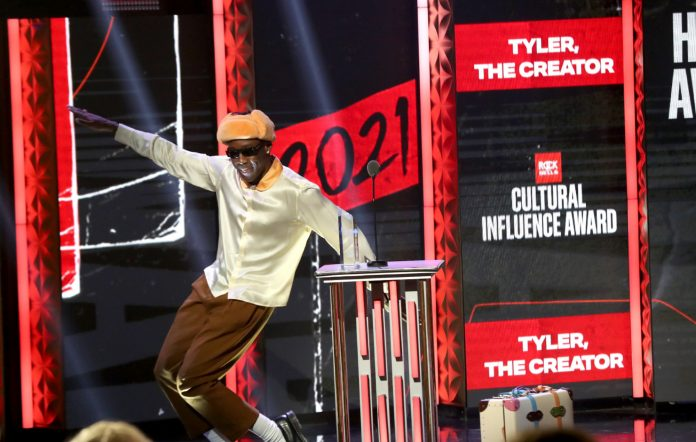 Tyler, the Creator's incredible BET Awards speech was a true celebration of the outsider