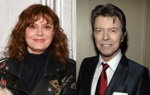 Susan Sarandon opens up about final phone call with David Bowie